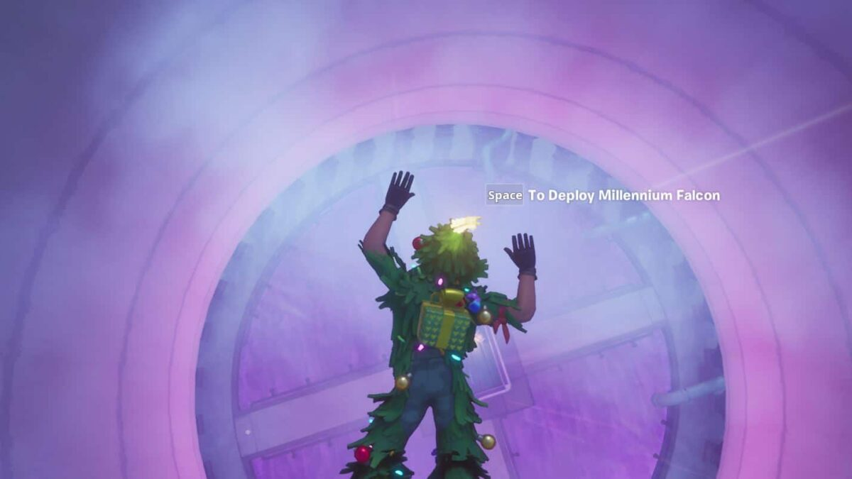 Fortnite: How and where to ride the Steamy Stacks, a zipline, and use a secret passage Quickly