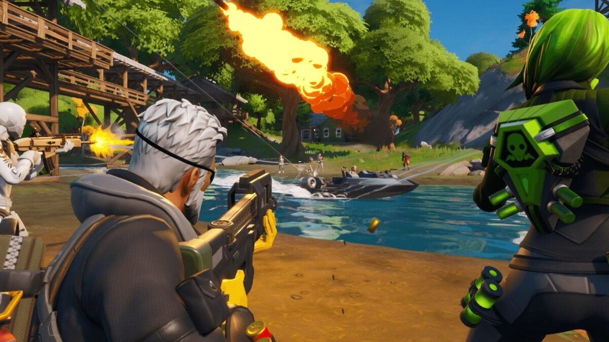 Fortnite Suddenly Announces Legacy Look Controls Are Being Removed