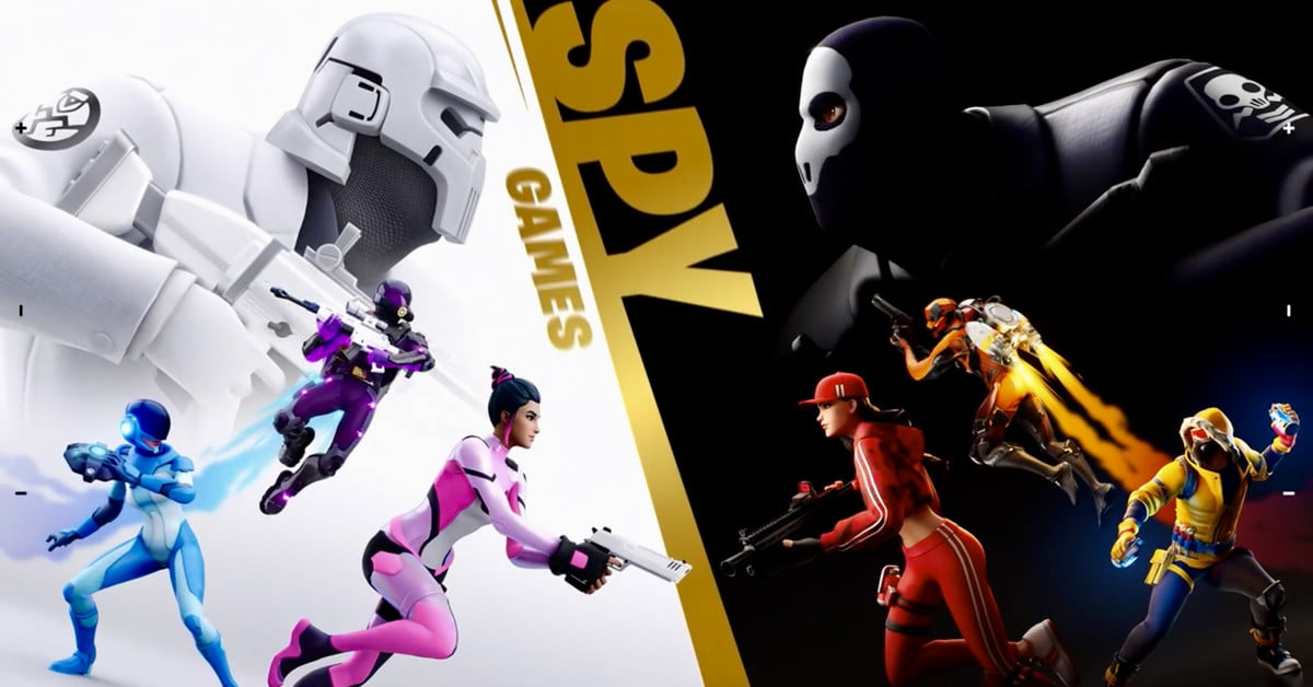 Fortnite Update 12.20: Fortnite Helicopters, Spy Games Event