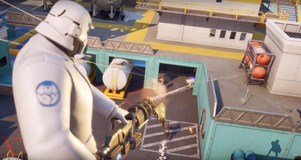 Fortnite Update 2.64 (12.21.1) Released, Stability Fixes