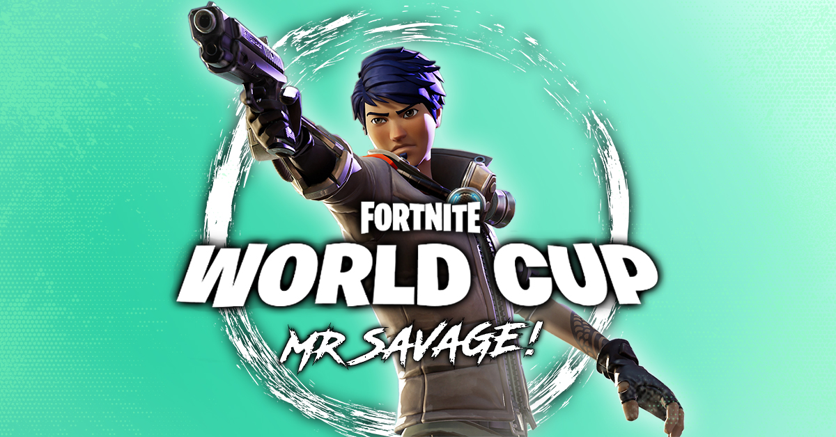 Fortnite World Cup 2020: MrSavage Player Profile: Background, Earnings, & more
