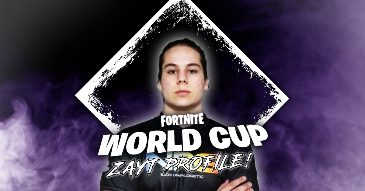 Fortnite World Cup 2020: Zayt Player Profile – Earnings, Past Events, & more
