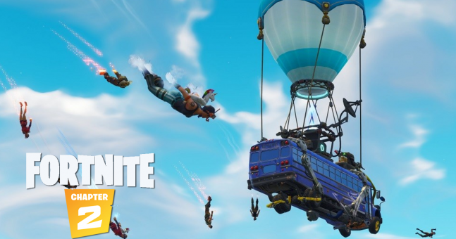 Fortnite's Battle Bus is leaving players behind thanks to new glitch