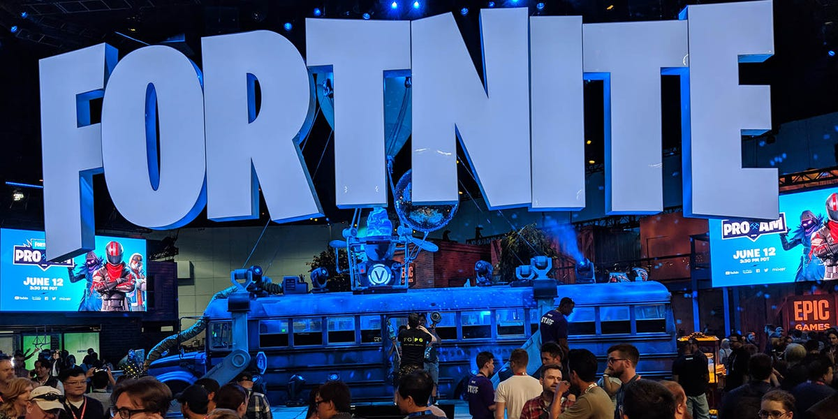Gaming powerhouse behind Fortnite makes big move into game publishing