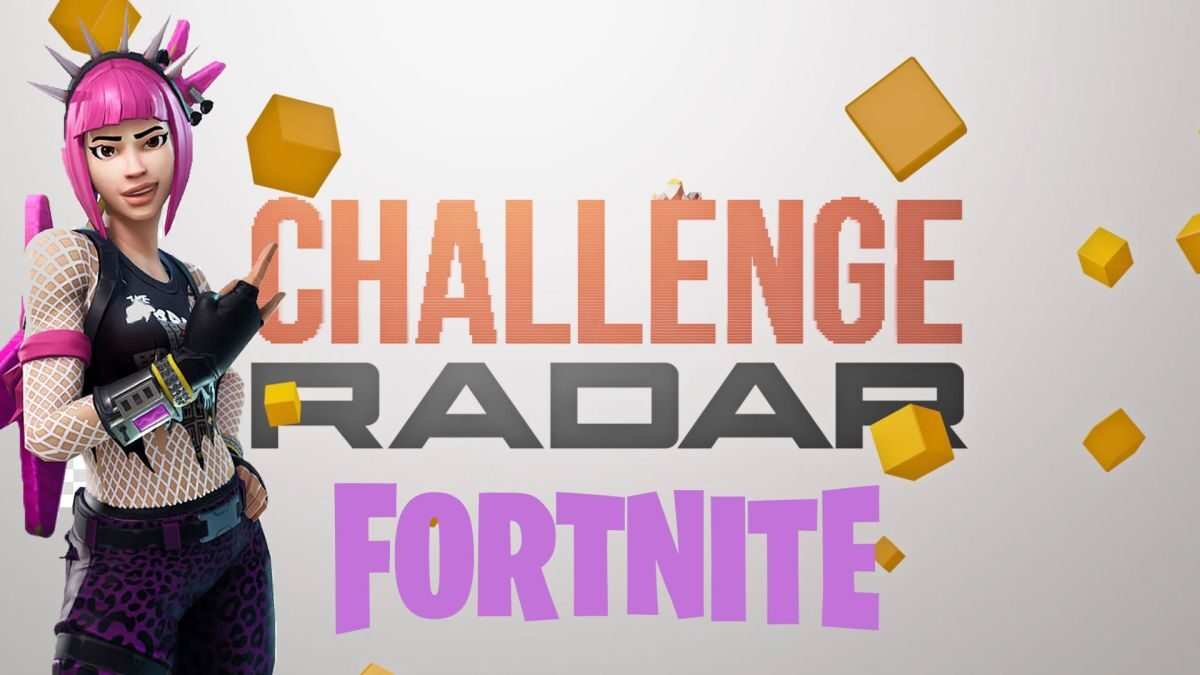 How close can the GamesRadar team get to Victory Royale in Fortnite?   Challenge Radar Episode 3