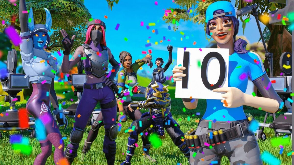 In Fortnite, a fashion show will take place. New, great event
