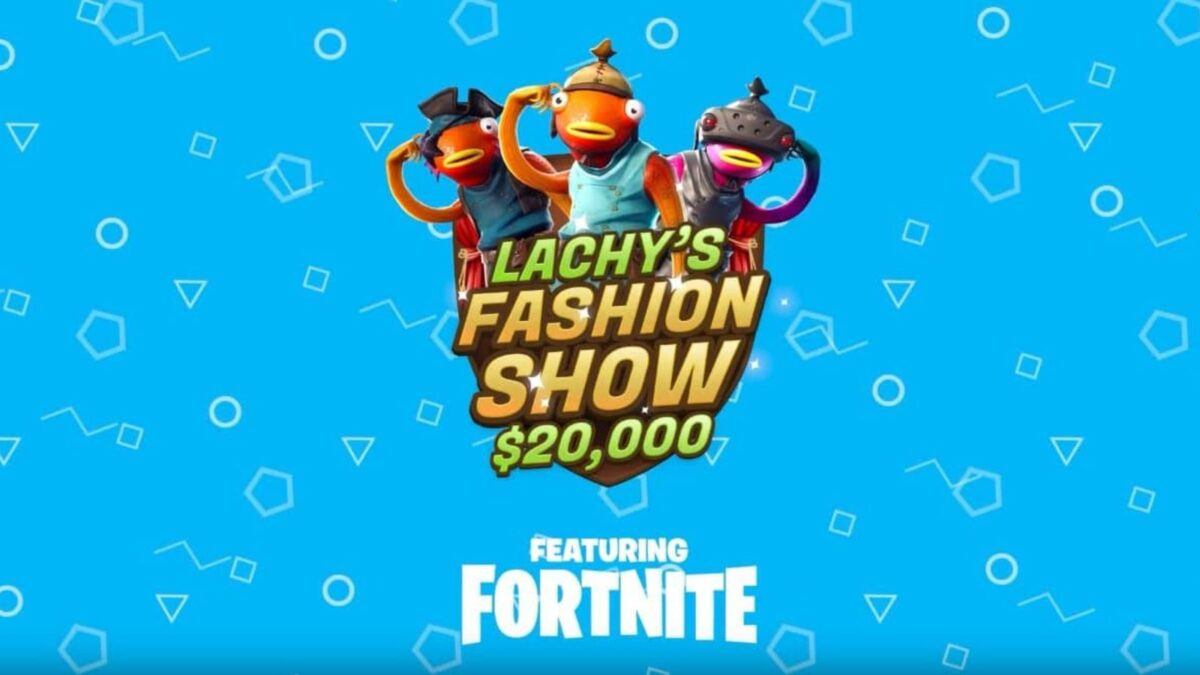Lachlan Partners With Epic To Host $20,000 Fortnite Fashion Show