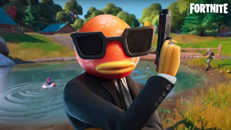 Leaked Fortnite Contract Giller Skin Will Be a Bundle