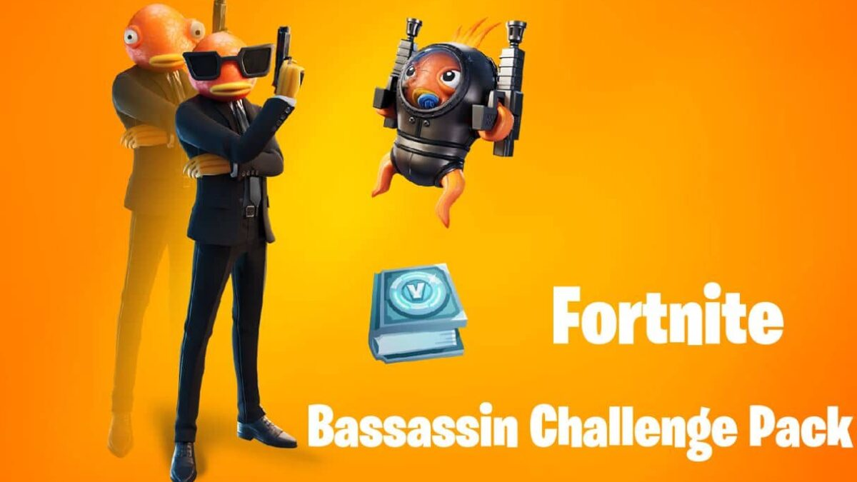New Fortnite Bassassin Challenge Pack – Date, Price & Contents