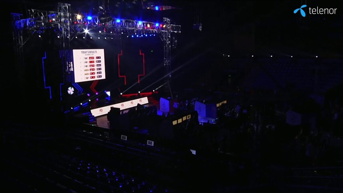Philippines 2019 30th SEA Games Esports Games Live