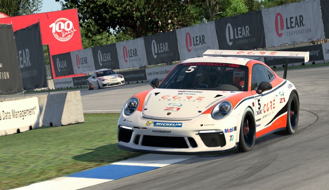 TAG Heuer becomes title sponsor of Porsche Esports Supercup