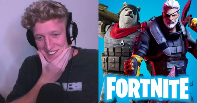 Tfue explains why he refuses to play Fortnite with a controller