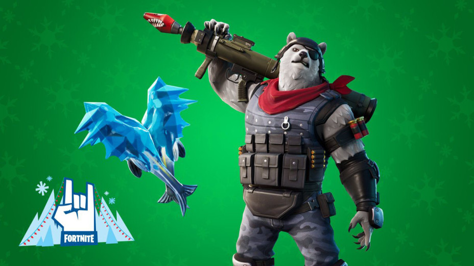 What is in the Fortnite Item Shop today? Polar Patroller is back on March 13