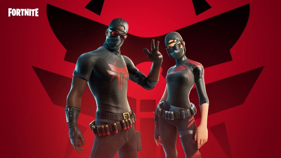 What is in the Fortnite Item Shop today? Scarlet Commander & Crimson Elite appear on March 22