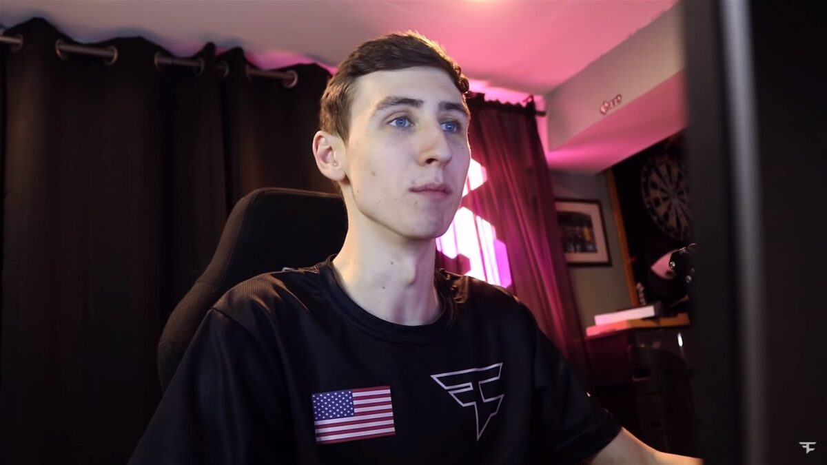 FaZe Clan signs Bizzle to their growing Fortnite roster