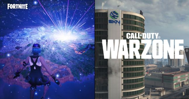 Infinity Ward reveal plans for 'Fortnite type' events in Warzone