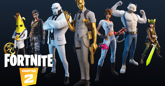 Leaked Fortnite skin could be teasing a major Season 2 storyline