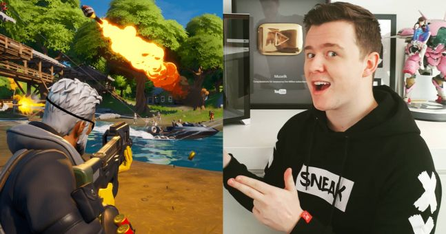 """Muselk explains why he thinks Fortnite is """"no fun"""" anymore"""