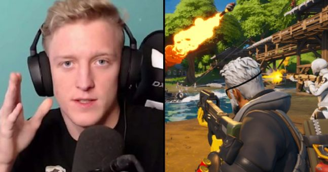 "Tfue explains why Fortnite is the ""most unfair"" game he's ever played"