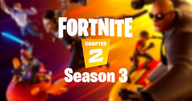 When does Fortnite Season 2 end? Season 3 start date