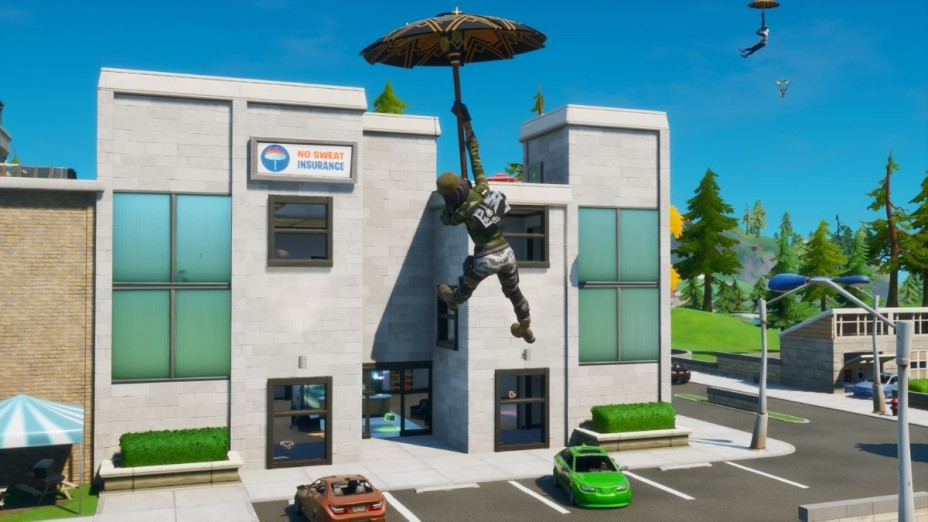 Will Tilted Towers be back in Fortnite Chapter 2 Season 2?