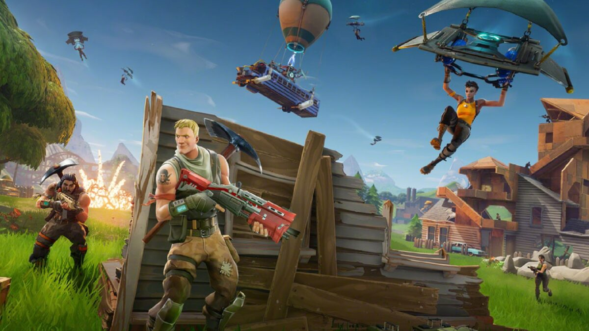 'Fortnite' adds new in-game anti-harassment message