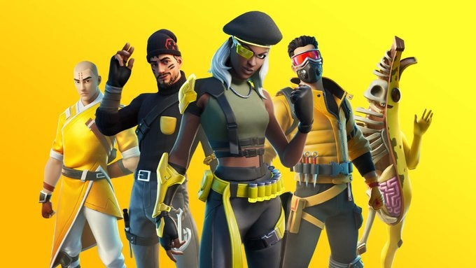Fortnite confirmed to be heading to next-generation consoles 'at launch'