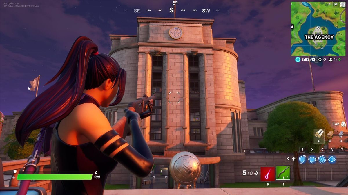'Fortnite' Doomsday Countdown Event Leak Shows How The Agency Will Be Destroyed