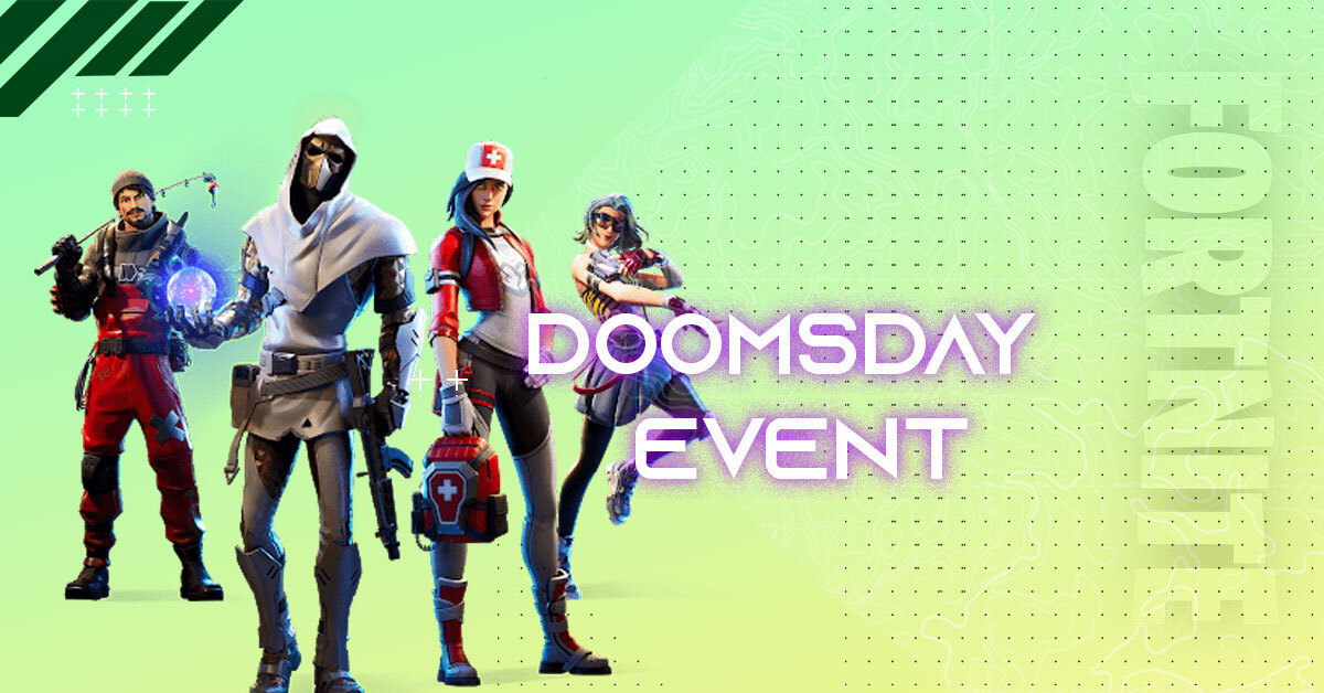 Fortnite The Device Event Live Countdown Details Map Changes