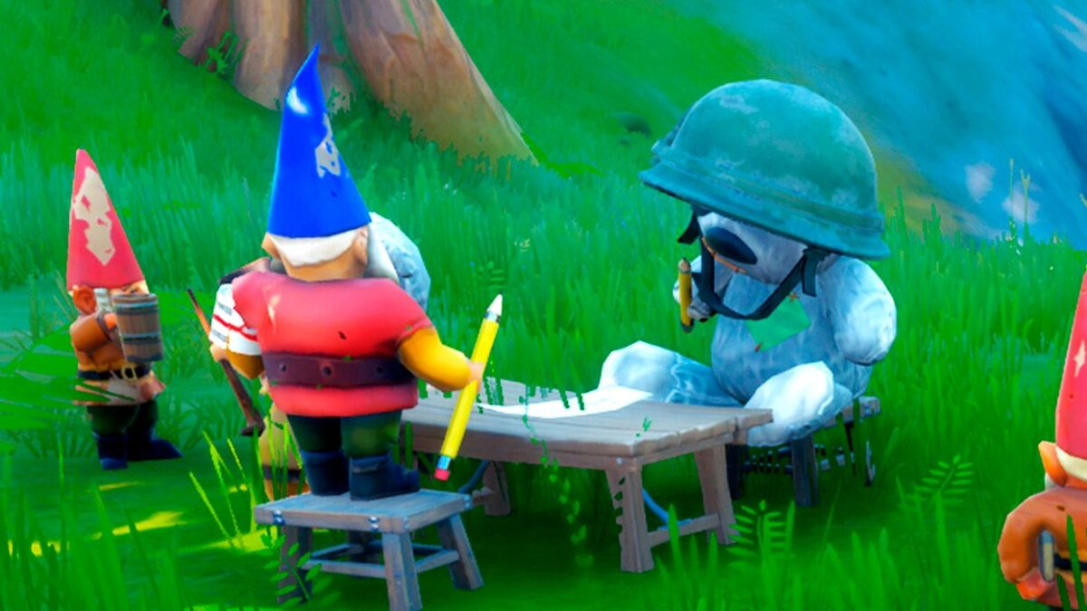 Fortnite: How to Complete The Secret Quest (Truce Celebrated) – Screen Rant