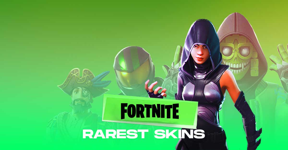 Fortnite: What Are The Rarest Skins? Renegade Raider and More!