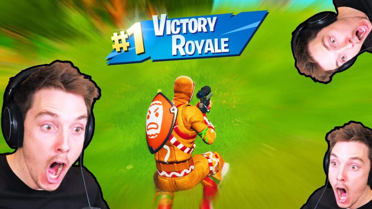 """Holy sh*t it worked""- LazarBeam Devises A Master Plan To Win In Fortnite Without Moving At All"