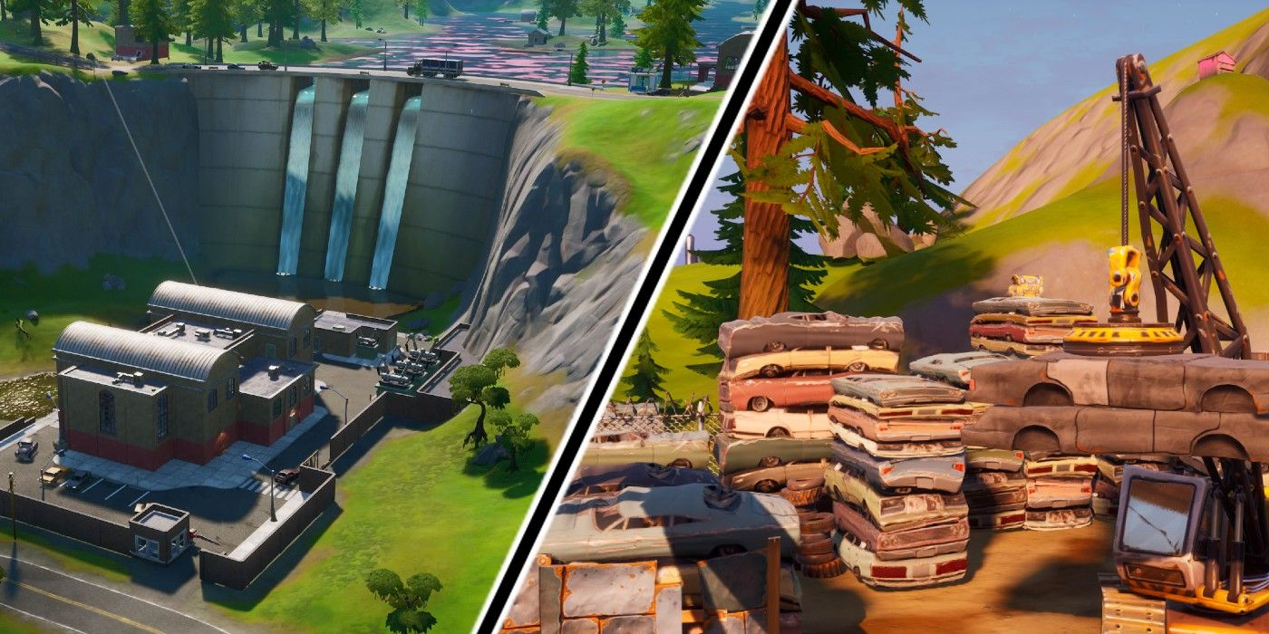 How To Collect Metal At Hydro 16 Or Compact Cars In Fortnite Esports Fast