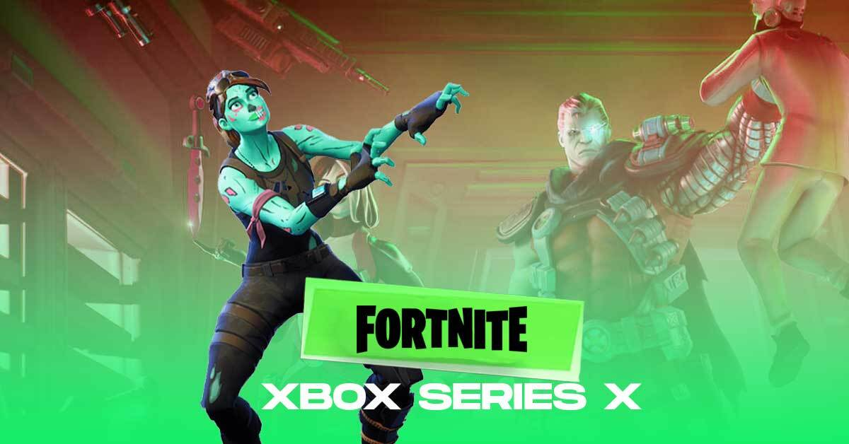 Is Fortnite Releasing on The Xbox Series X? – Leaks, Rumors, and More!