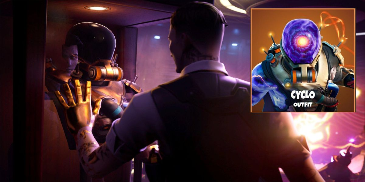 Leaked Legendary 'Fortnite' Cyclo Skin Says A Doomsday Hurricane Is Coming
