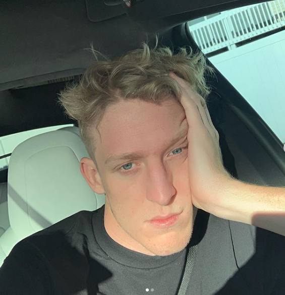 """""""This is the worse mouse and keyboard game"""" – Tfue On Fortnite"""