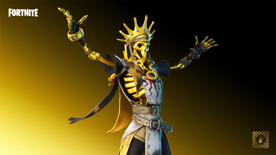 What is in the Fortnite Item Shop today? Oro is back on May 14