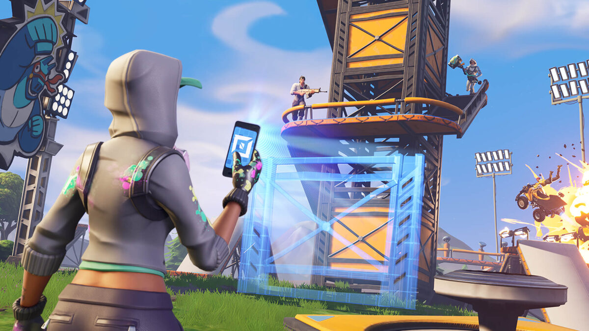 Best Fortnite Creative maps for practicing building