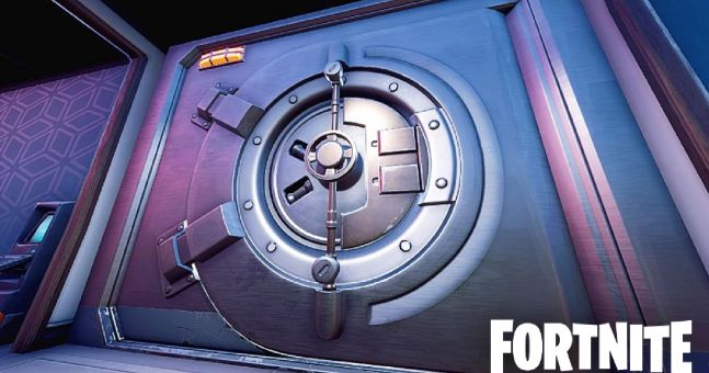 Easy Fortnite trick lets you enter loot vaults without a keycard