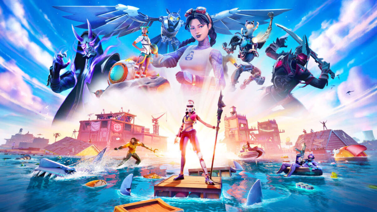 Fortnite Season 3 Challenges: Aquaman's Trident; Gorgeous Gorge Waterfall; Firefly Jar; And More