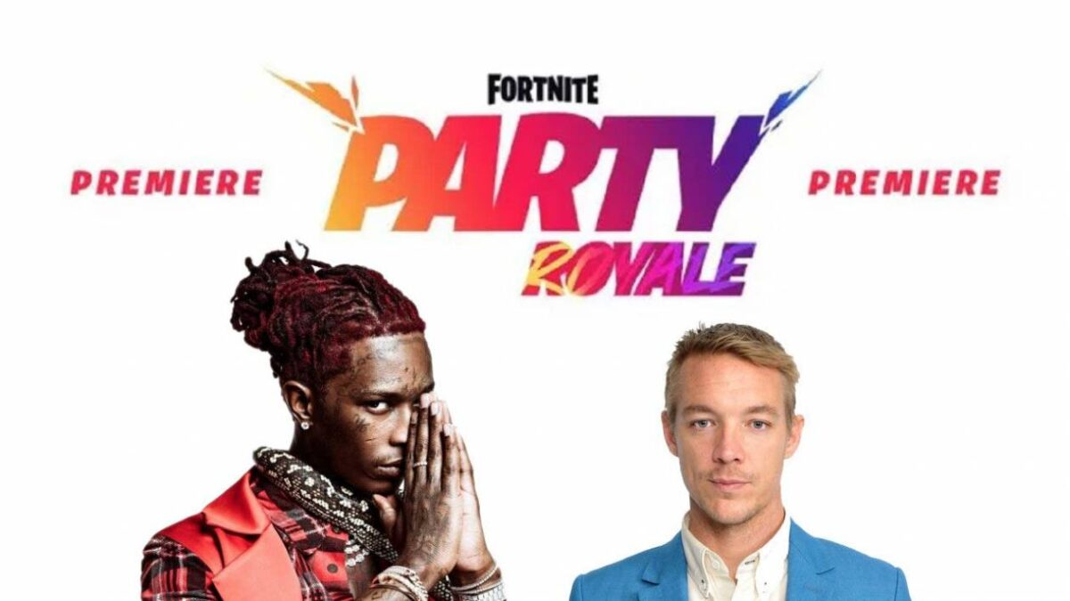 Fortnite, Diplo concert with upcoming Young Thug: how to follow the event