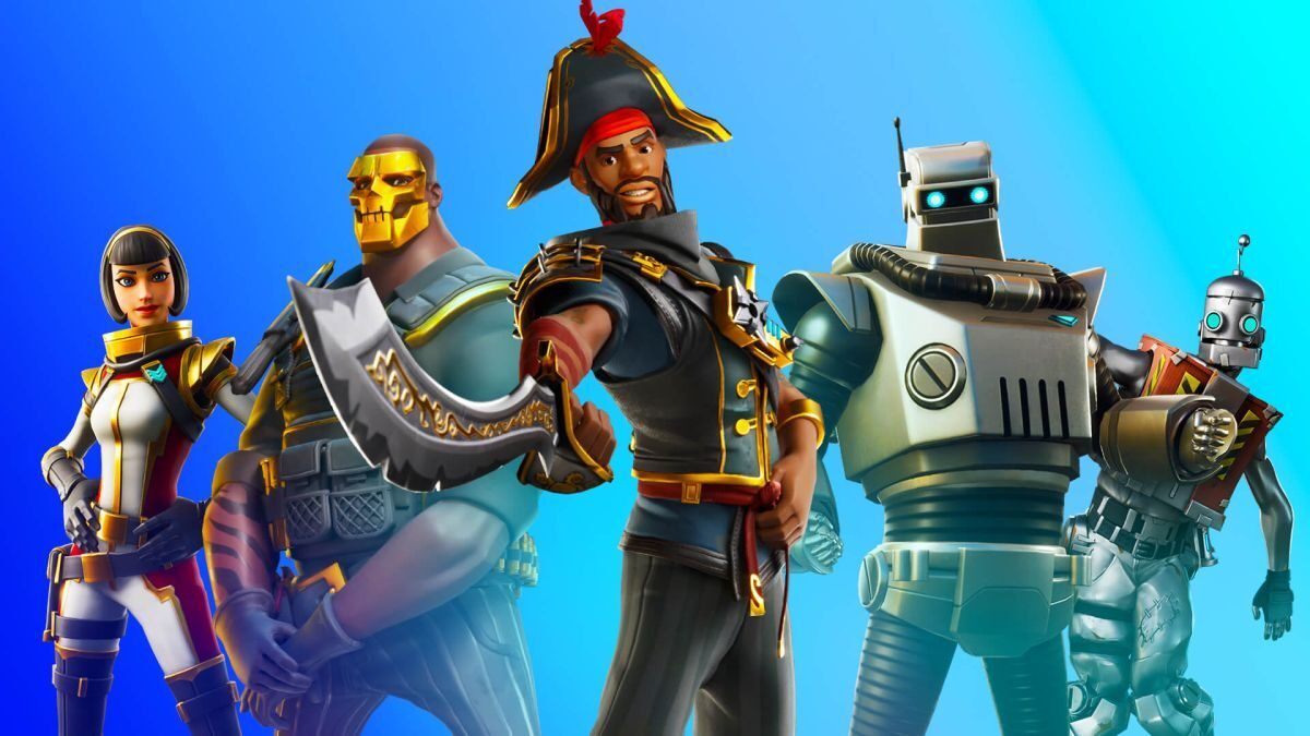 Fortnite finally leaves Early Access after three years