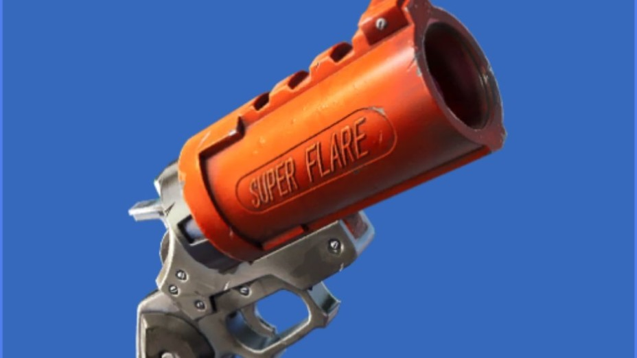 Fortnite: Flare Gun stats and information