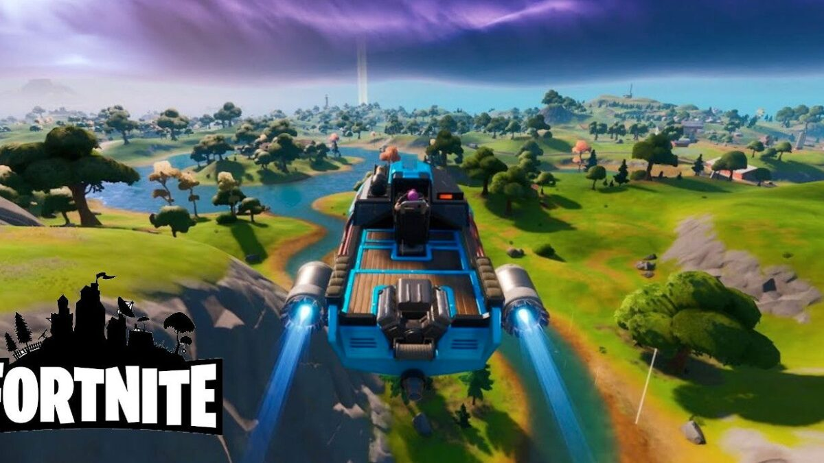 Fortnite: How to Fly a Boat | Game Rant – GameRant