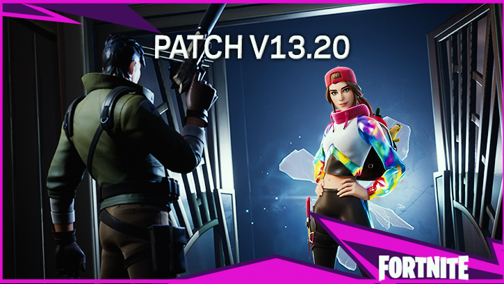 Fortnite Patch V13.20: Release Date, Patch Notes, Content, New Weapons, and Full Details!