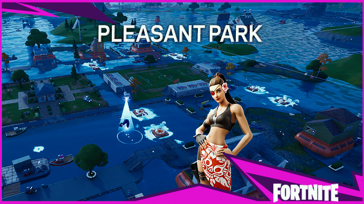 Fortnite Pleasant Park: POI Guide – Chest Spawns, Crash Pads, Loot and More!