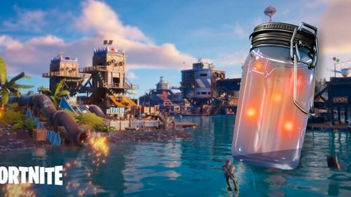 Fortnite Season 3: How to Use Firefly Jar | Game Rant – GameRant