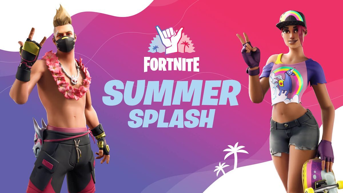 Fortnite Summer Splash 2020 Announced