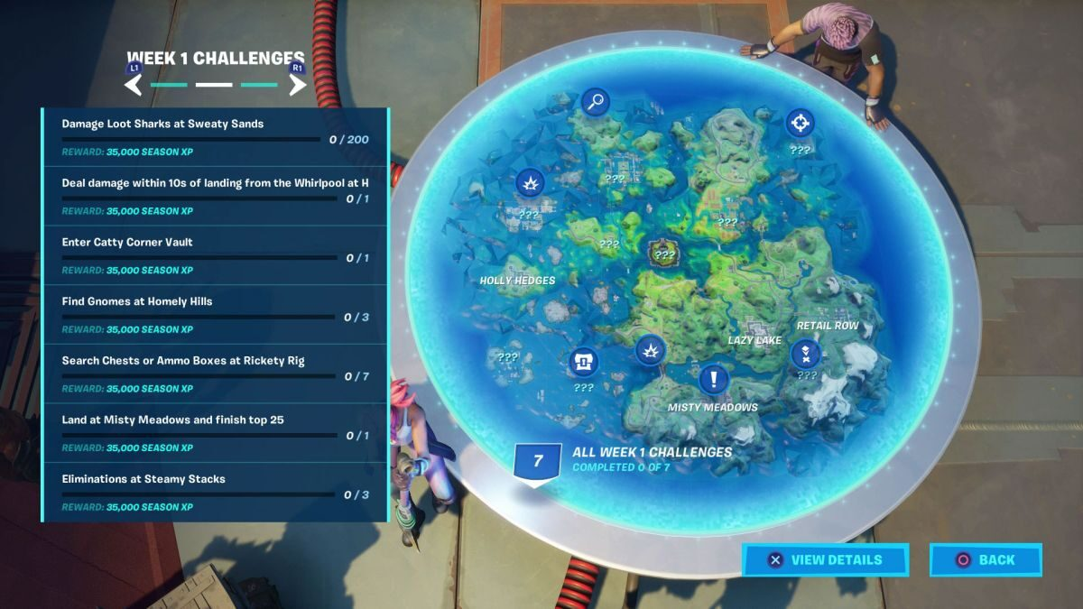 Fortnite Week 2 challenges: How to complete all of the weekly tasks