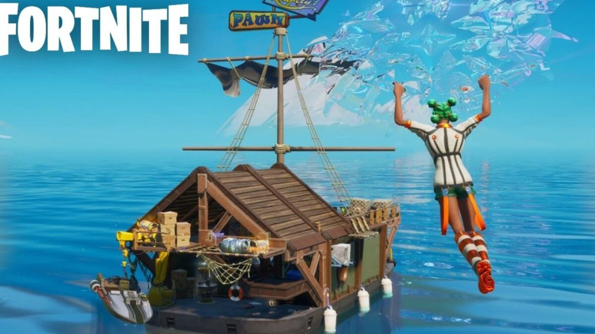 Fortnite: Where To Find The Secret Loot Boat | Game Rant – GameRant